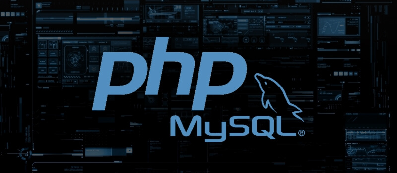 php mysql web development